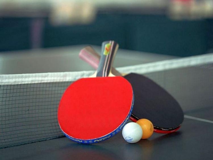 Результати турніру з настільного тенісу серед першокурсників