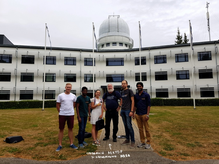 Summer school/Workshop «Microsatellites in planetary and atmospheric research»