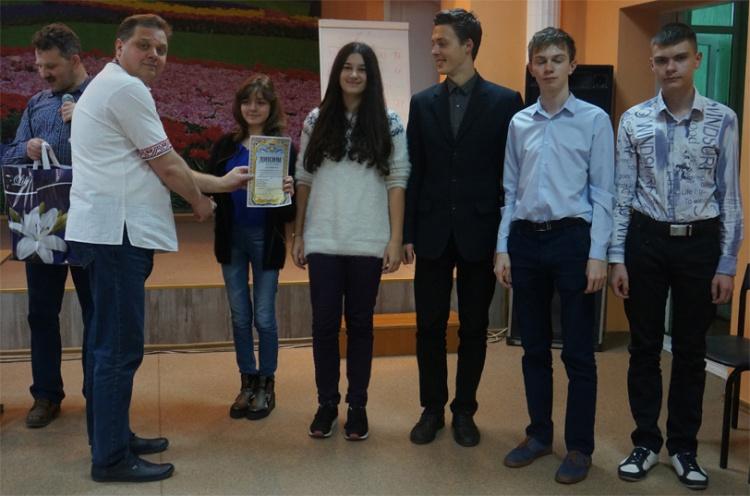 ХІХ Всеукраїнський юніорський турнір юних фізиків