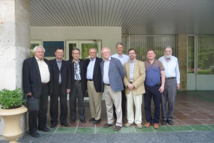 Інтерв'ю осіб, причетних до створення Наукового комітету при Кабінеті міністрів України.