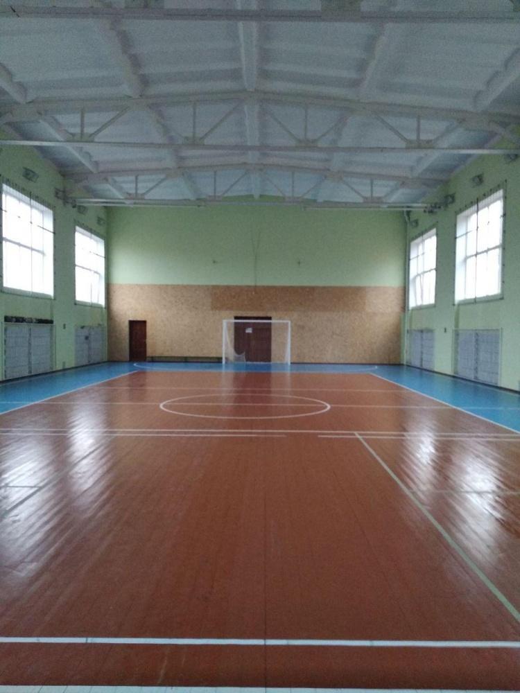 Ремонт спортивної зали ФТФ завершено