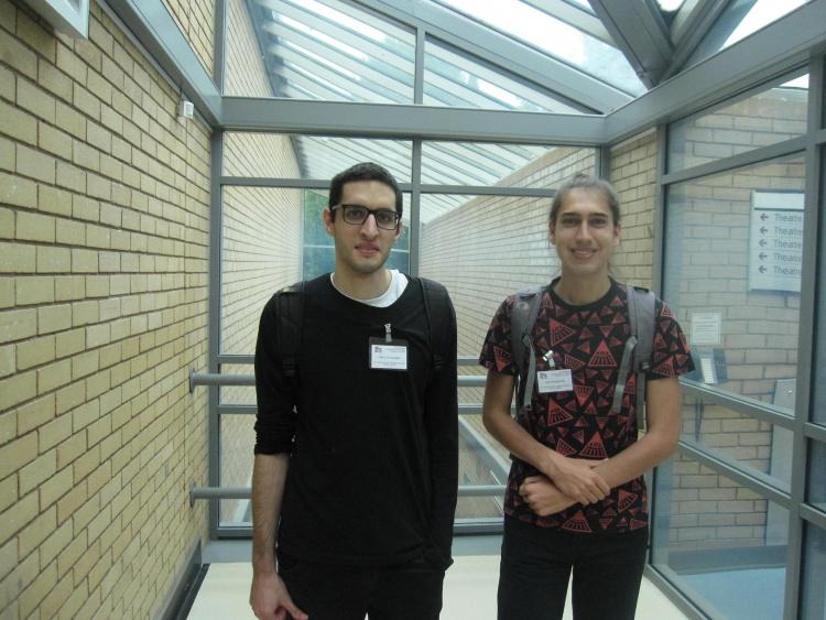 Участь у міжнародній конференції 24th European Conference on Few-Body Problems in Physics