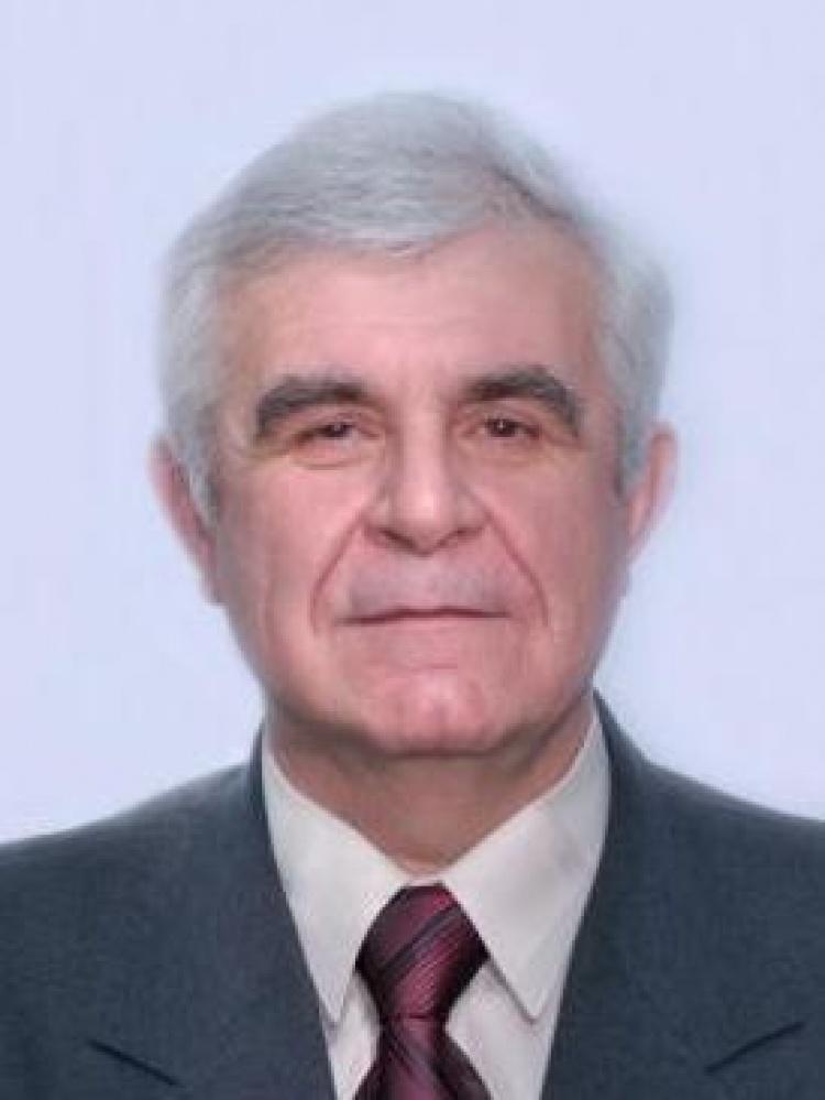 Вітаємо професора кафедри матеріалів реакторобудування та фізичних технологій ФТФ Слюсаренка Юрія Вікторовича