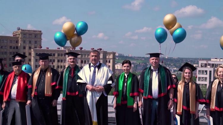 Випуск у Каразінському університеті–2020
