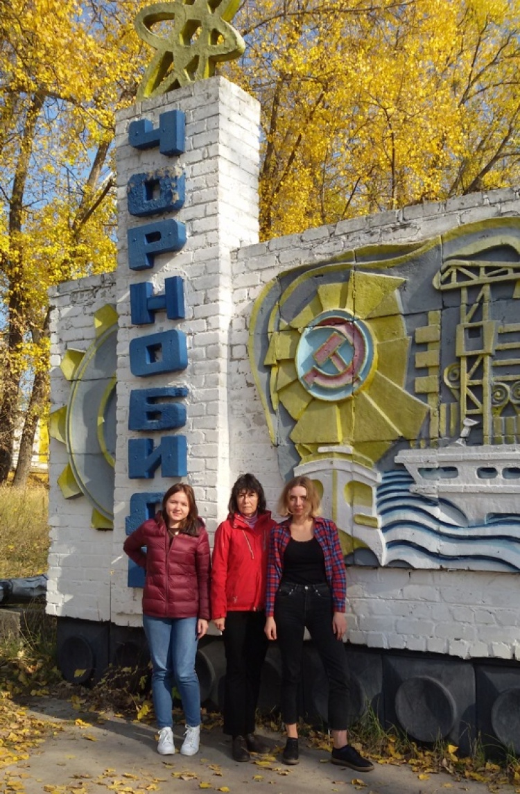 "Участь представників ФТФ у семінарі ""Nuclear Security Education Promotion in Ukraine"""