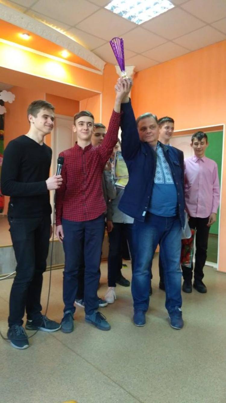 ХХIІ відкритий юніорський турнір юних фізиків