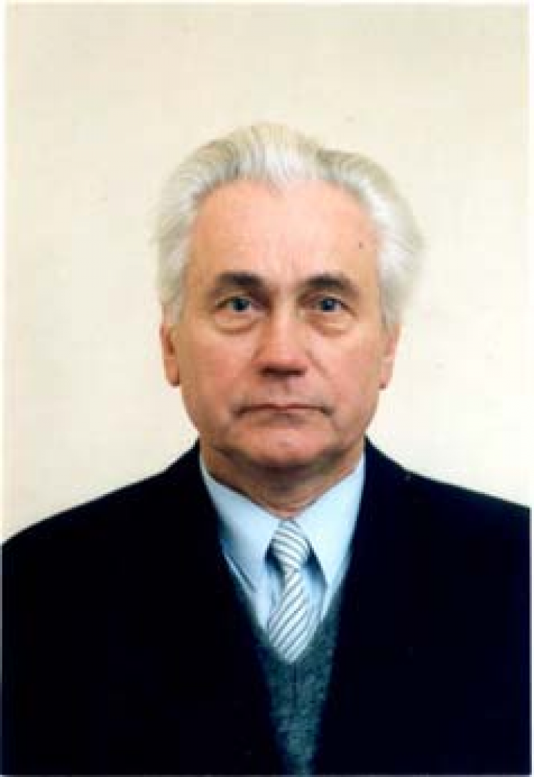 Вітаємо Василя Тимофійовича Грицину