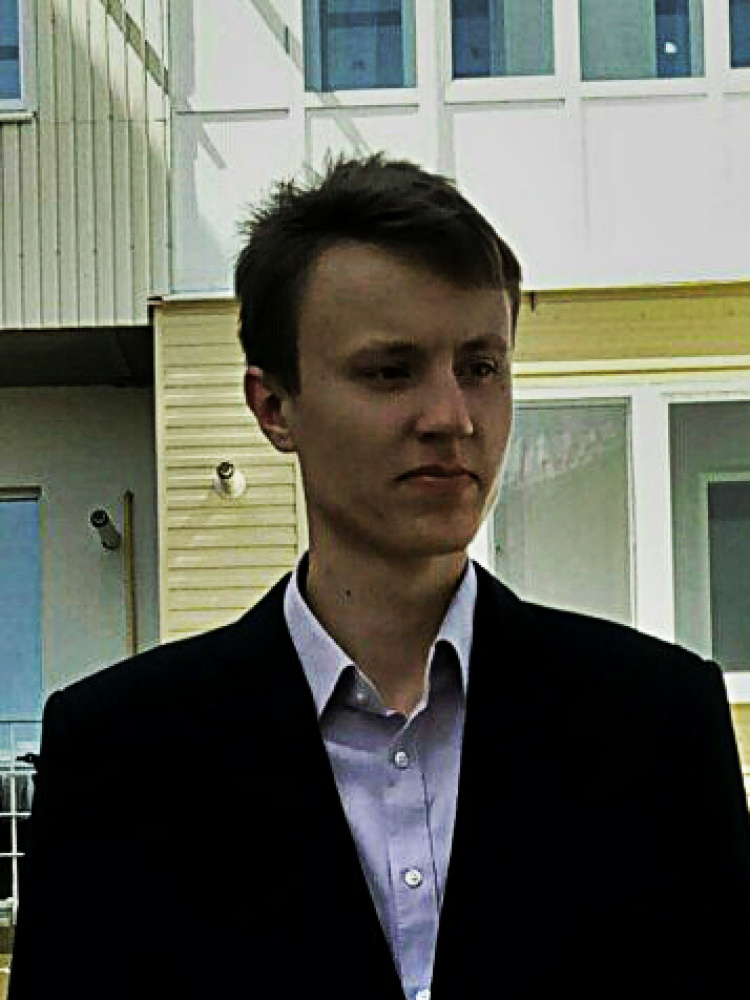 Вітаємо студента ІІ курсу фізико-технічного факультету Максима Сердюка!!!
