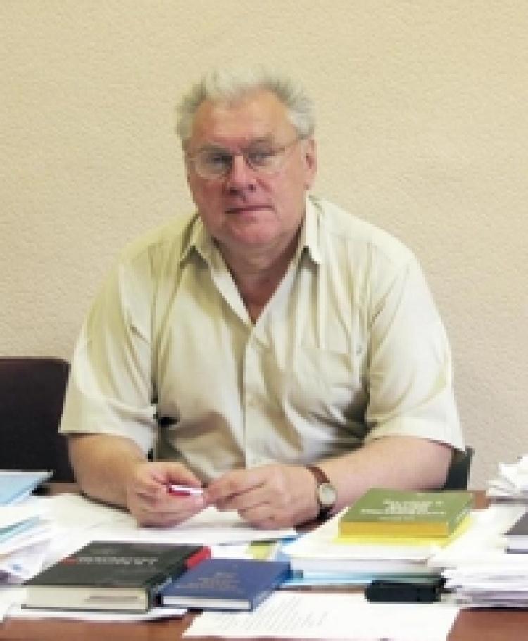 Вітаймо видатного вченого-фізика Миколу Шульгу з ювілеєм!