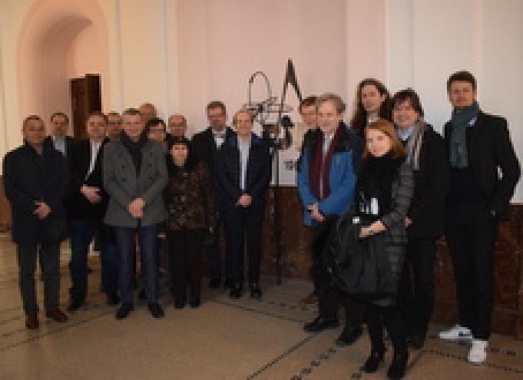 Декан фізико-технічного факультету, професор Ігор Гірка взяв участь у Генеральній асамблеї Асоціації Європейської мережі освіти в галузі фізики плазми та керованого термоядерного синтезу