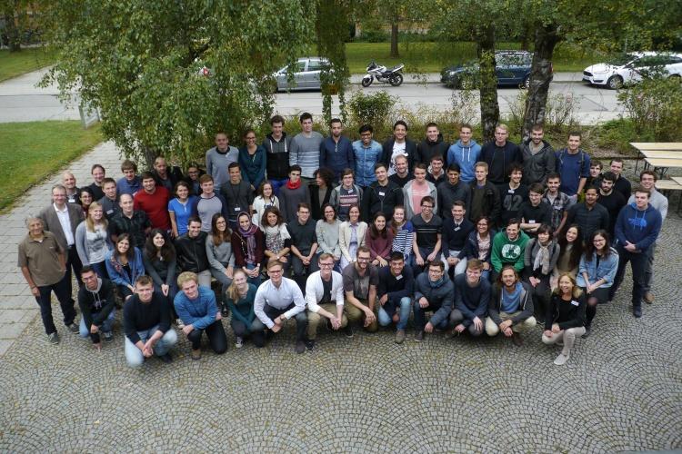 Участь у літньої школи з фізики плазми та керованого термоядерного синтезу (IPP Summer University for Plasma Physics and Fusion Research)