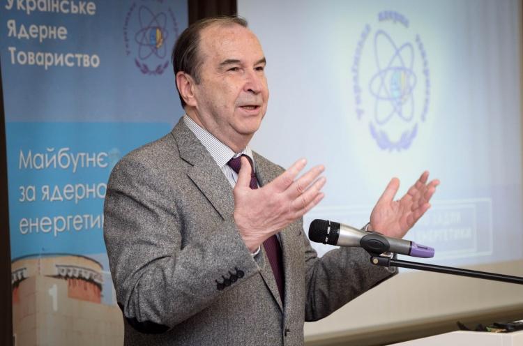 Вітаємо Віктора Миколайовича Воєводіна з обранням до Вищої наукової ради Європейського ядерного товариства