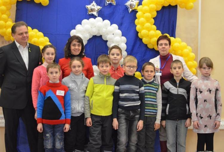 Всеукраїнська конференція вчителів у межах європейського проекту ScienceonStage («Наука на сцені»).