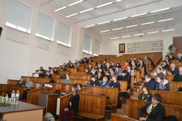 Франко-українська школа-семінар з медичної фізики та візуалізації