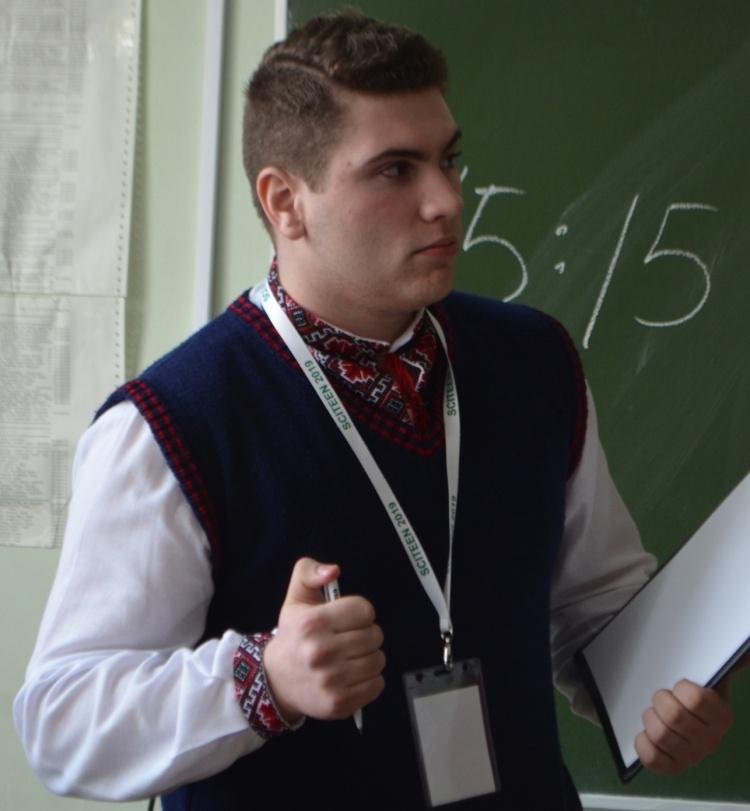Вітаймо студентського декана фізтеху, студента кафедри медичної фізики та біомедичних нанотехнологій Михайла Щуку!!!!